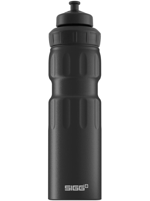 Sigg WMB Sport Touch Alutrinkflasche 0,75l schwarz